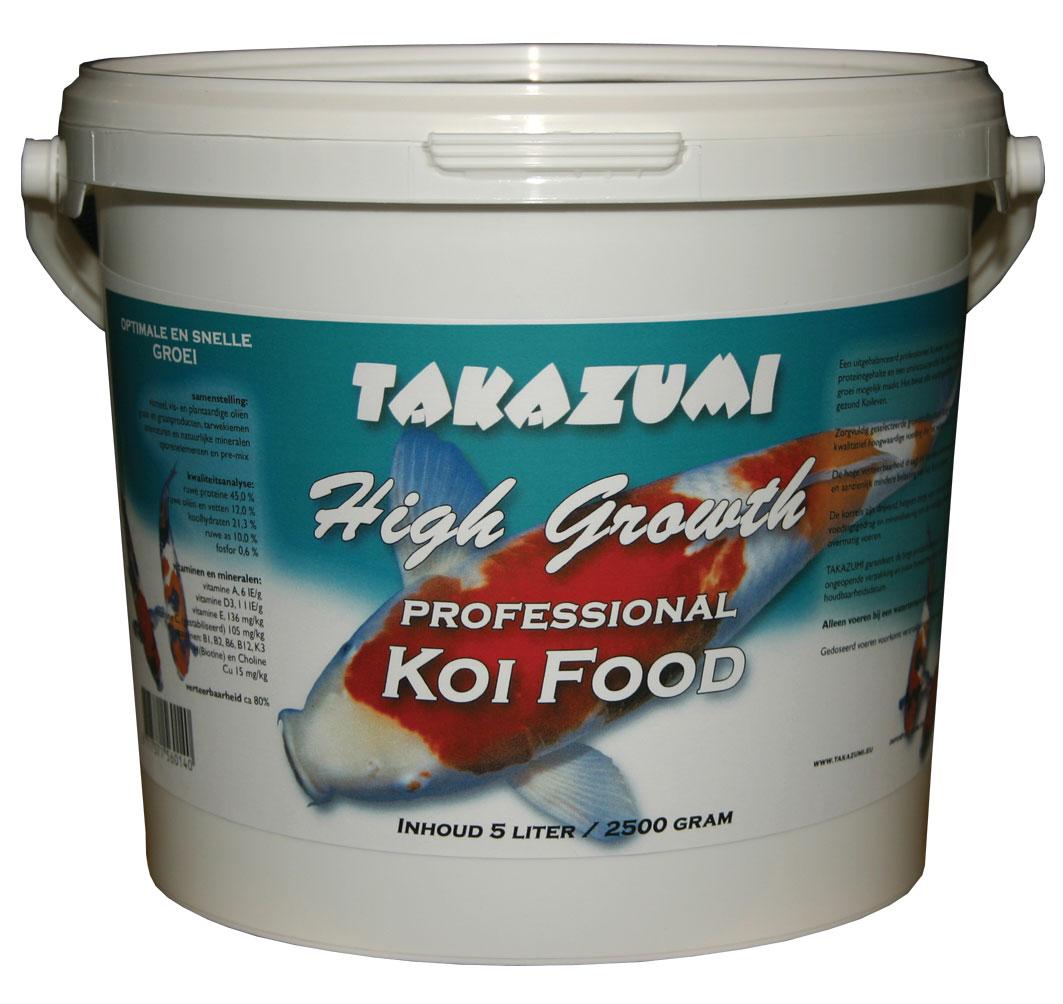 TAKAZUMI HIGH GROWT 2500 GRAM