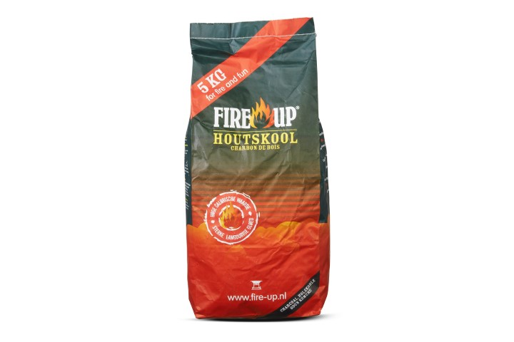 FIRE UP HOUTSKOOL 5 KG