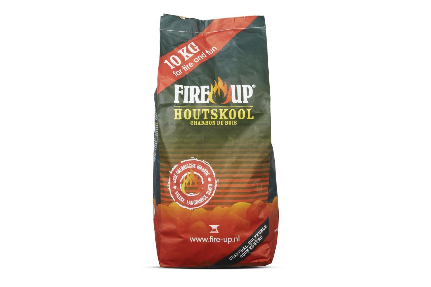 FIRE UP HOUTSKOOL 10 KG