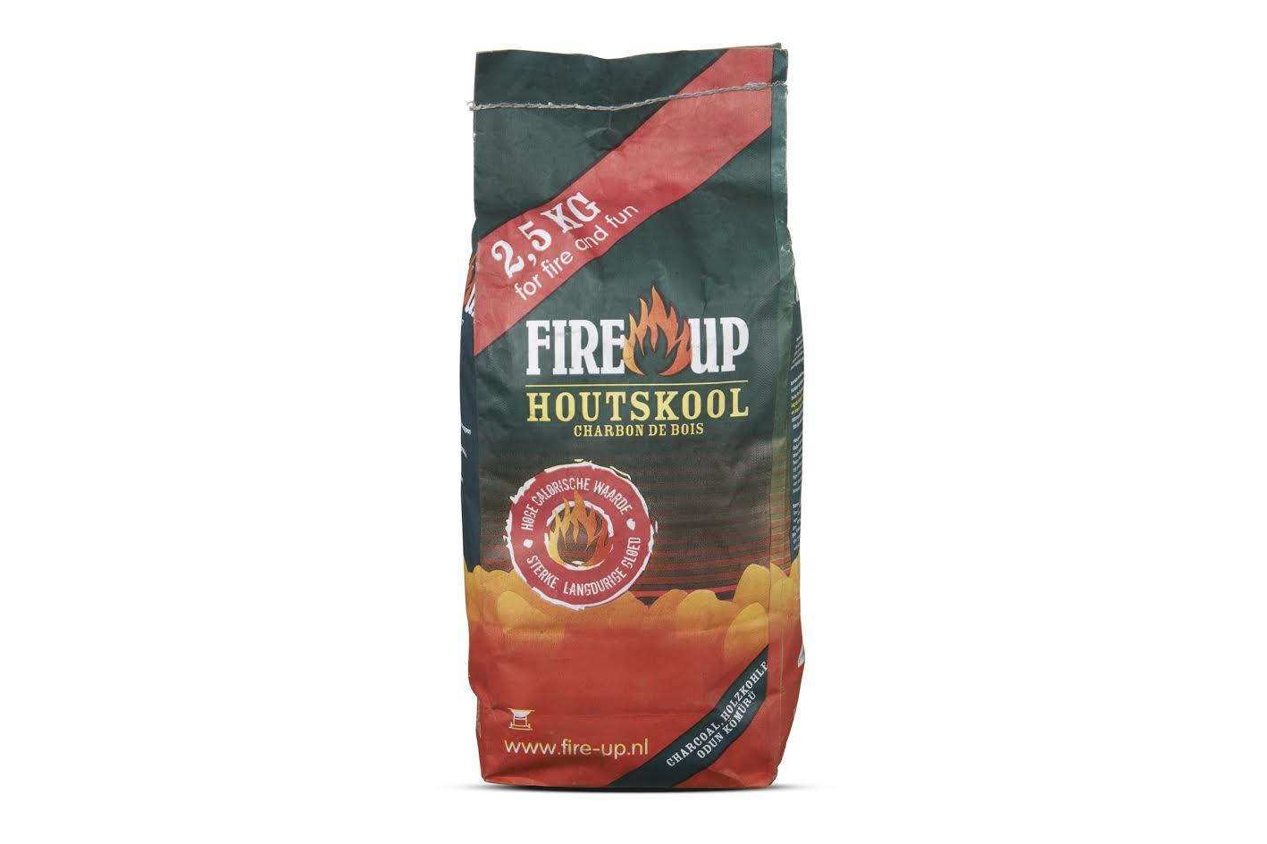 FIRE UP HOUTSKOOL 2,5 KG