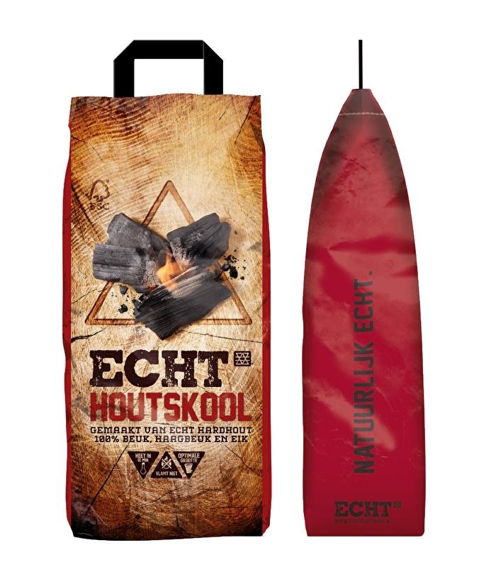 ECHT HOUTSKOOL 4,5 KG