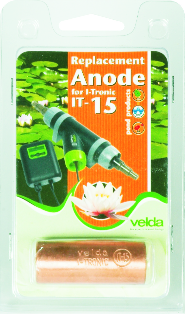 VELDA ANODE I-TRONIC IT-15 - T-FLOW 15