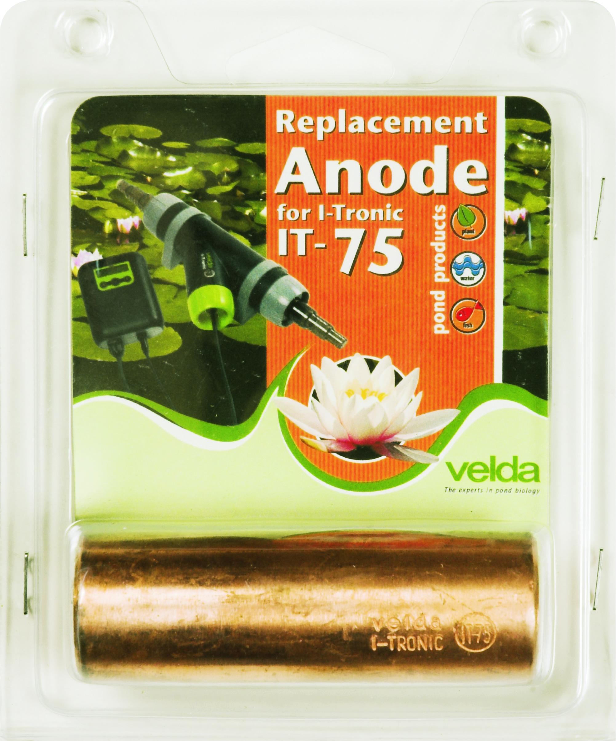 VELDA ANODE I-TRONIC IT-75 - T-FLOW 75