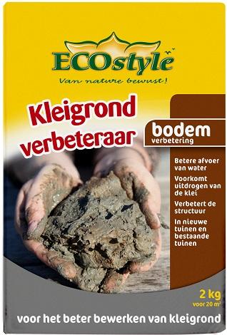 ecostyle kleigrondverbeteraar 10 kg