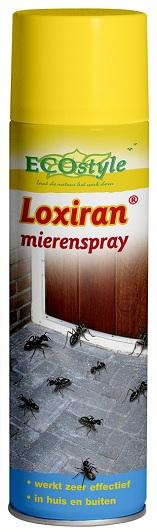 ECOSTYLE LOXIRAN MIERENSPRAY 250 ML