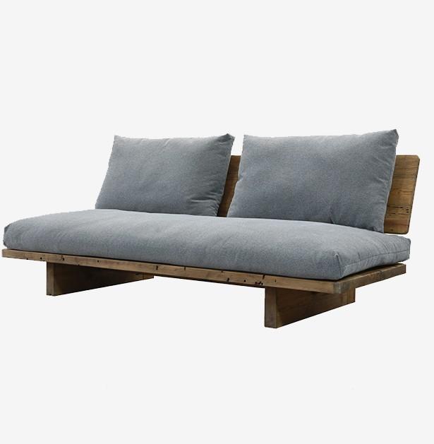 Loungebank Reclaimed Wood