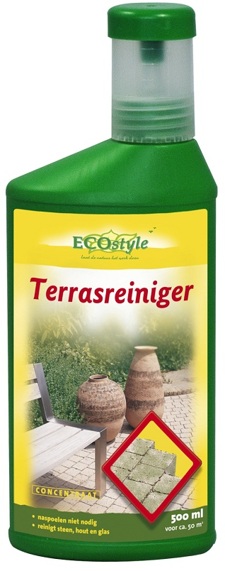 ECOSTYLE TERRASREINIGER CONCENTRAAT 1000 ML