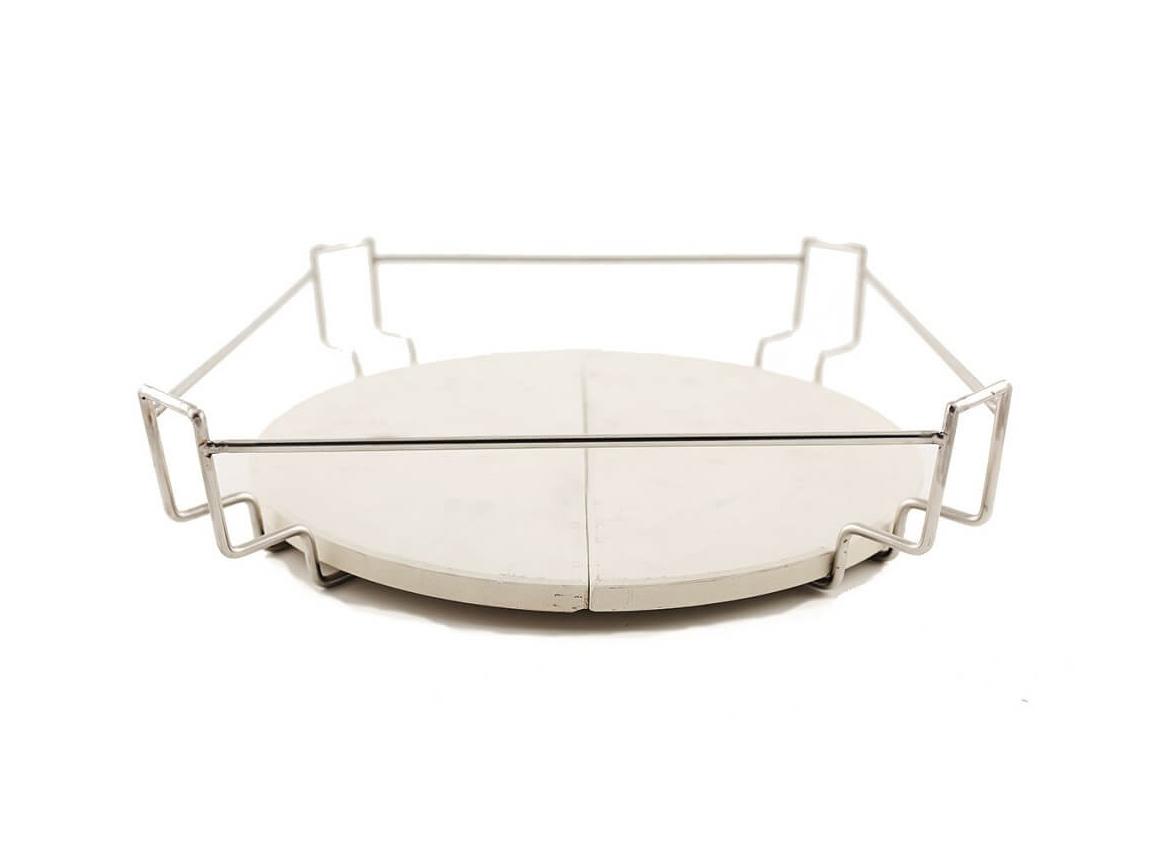 The Bastard Plate Setter Square Medium