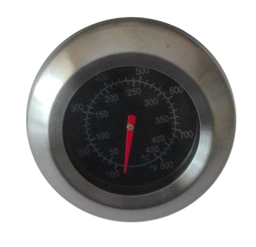 THERMOMETER BBQ GARDEN GRILL EXPERIENCE 3+1