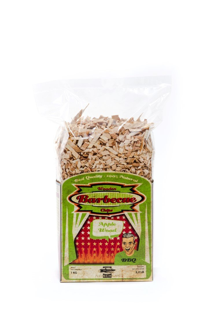 AXTSCHLAG ROOKHOUT APPEL CHIPS 1 KG