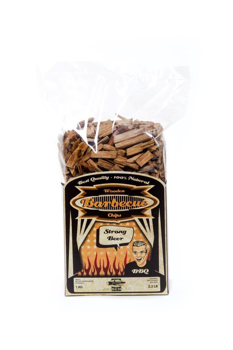 AXTSCHLAG ROOKHOUT STRONG BEER CHIPS 1 KG