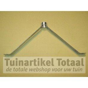 STOKHOUDER GROOT 28 MM  WWW.TUINARTIKELTOTAAL.NL
