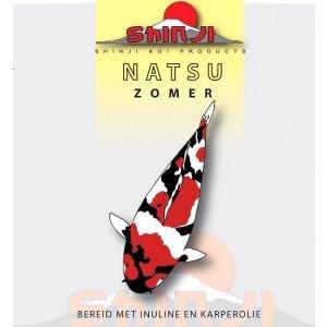 SHINJI NATSU ZOMERVOER 5000 GRAM  WWW.TUINARTIKELTOTAAL.NL