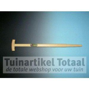 SPADESTEEL INGEFREESD 90 CM  WWW.TUINARTIKELTOTAAL.NL