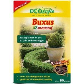 ECOSTYLE BUXUS AZ 2 KG  WWW.TUINARTIKELTOTAAL.NL