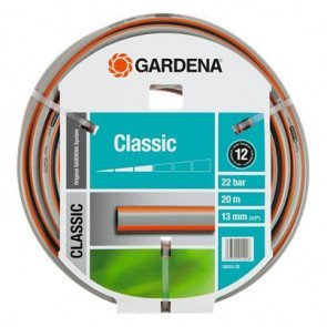 """GARDENA CLASSIC SLANG 1/2"""" (13 mm) 20 M  WWW.TUINARTIKELTOTAAL.NL"""