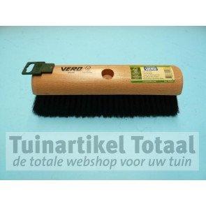 VERO ZAALVEGER ZWART 1629 28 CM  WWW.TUINARTIKELTOTAAL.NL