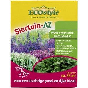 ECOSTYLE SIERTUIN AZ 10 KG  WWW.TUINARTIKELTOTAAL.NL