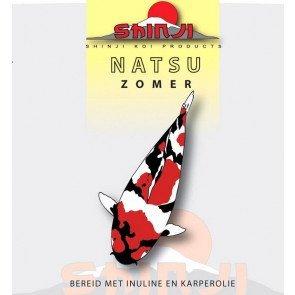 SHINJI NATSU ZOMERVOER 2500 GRAM  WWW.TUINARTIKELTOTAAL.NL
