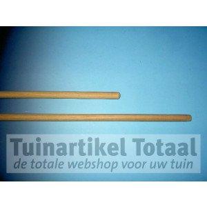 BEZEMSTEEL 150 X 2,4 CM  WWW.TUINARTIKELTOTAAL.NL