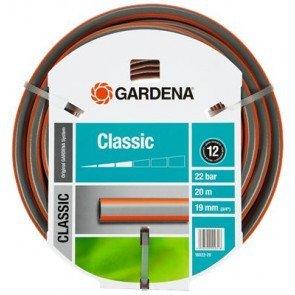 """GARDENA CLASSIC SLANG 3/4"""" (19 mm) 50 M  WWW.TUINARTIKELTOTAAL.NL"""