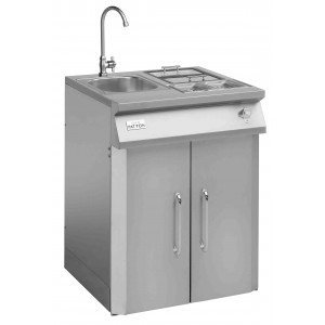 PATTON ODK MASTER CABINET MASTER SERVICE CART SINK TAP  WWW.TUINARTIKELTOTAAL.NL