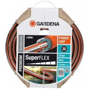 "GARDENA PREMIUM SUPERFLEX SLANG 1/2"" (13 mm) 20 M    WWW.TUINARTIKELTOTAAL.NL"