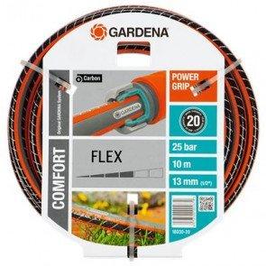 """GARDENA COMFORT FLEX SLANG 1/2"""" (13 mm) 10 M  WWW.TUINARTIKELTOTAAL.NL"""