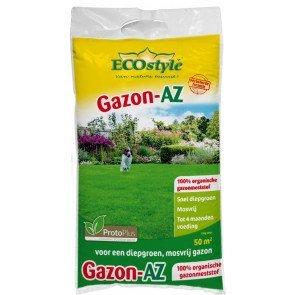 ECOSTYLE GAZON-AZ 5 KG  WWW.TUINARTIKELTOTAAL.NL