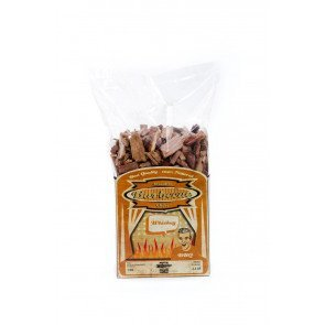 AXTSCHLAG ROOKHOUT WHISKEY CHIPS 1 KG WWW.TUINARTIKELTOTAAL.NL