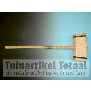 LANDBOUWHAMER / SLEG HOUT VIERKANT  WWW.TUINARTIKELTOTAAL.NL
