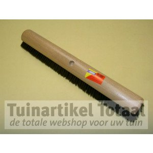 VERO ZAALVEGER ZWART 1760 60 CM  WWW.TUINARTIKELTOTAAL.NL