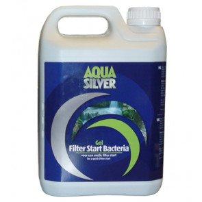 AQUA SILVER FILTER START BACTERIA GEL 2500 ML  WWW.TUINARTIKELTOTAAL.NL