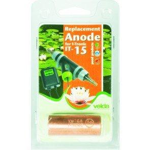 VELDA ANODE I-TRONIC IT-15  WWW.TUINARTIKELTOTAAL.NL