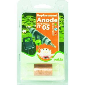 VELDA ANODE I-TRONIC IT-05  WWW.TUINARTIKELTOTAAL.NL